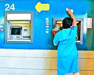 Мойка банкоматов, торговых аппаратов