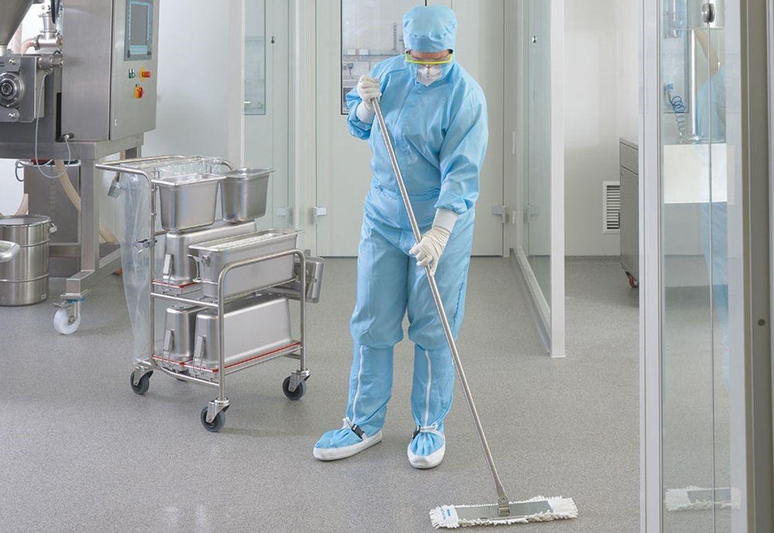 Уборка в больницах и медицинских учреждениях