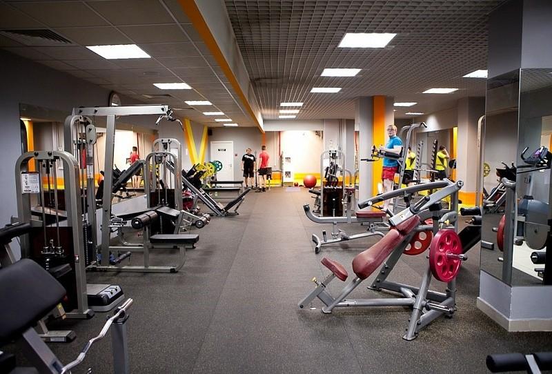 Уборка фитнес-клубов